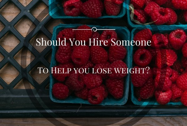 Should you hire someone to help you lose weight