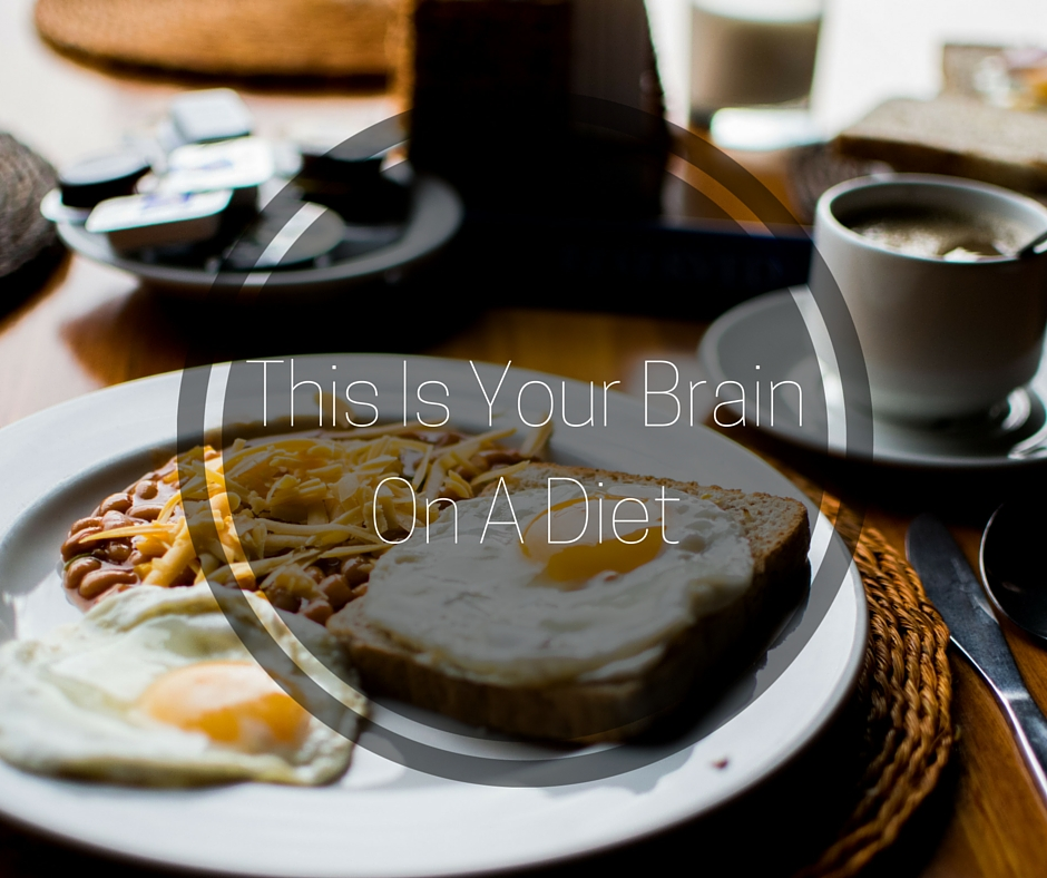 This is your brain on a diet