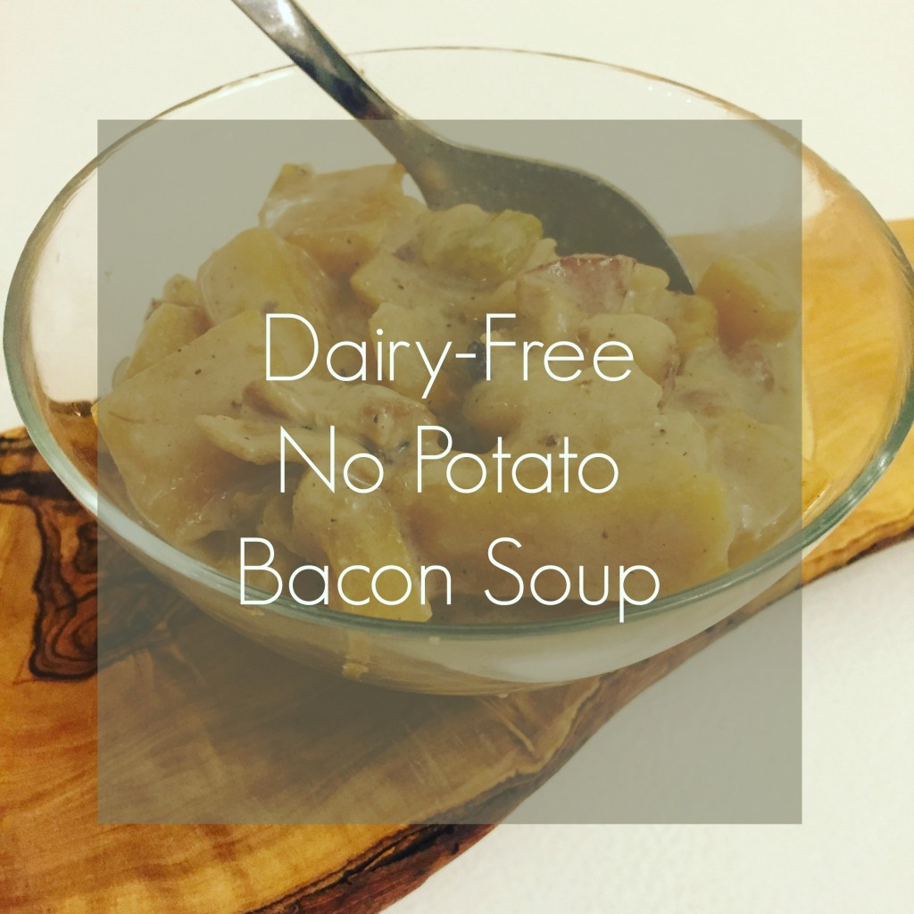 No Potato Soup