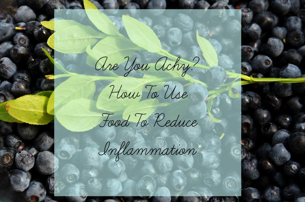 Nutrition and Inflammation
